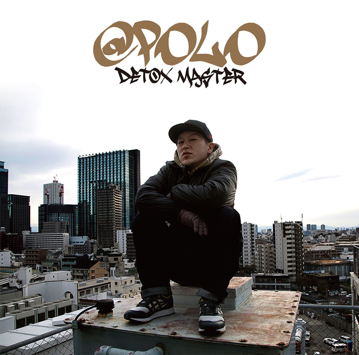 @POLO - 1st Album『DETOX MASTER』Release