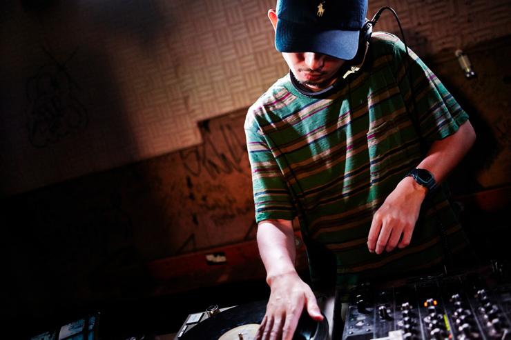 DJ Mu-R (GAGLE / Jazzy Sport / Proceed Music Store)