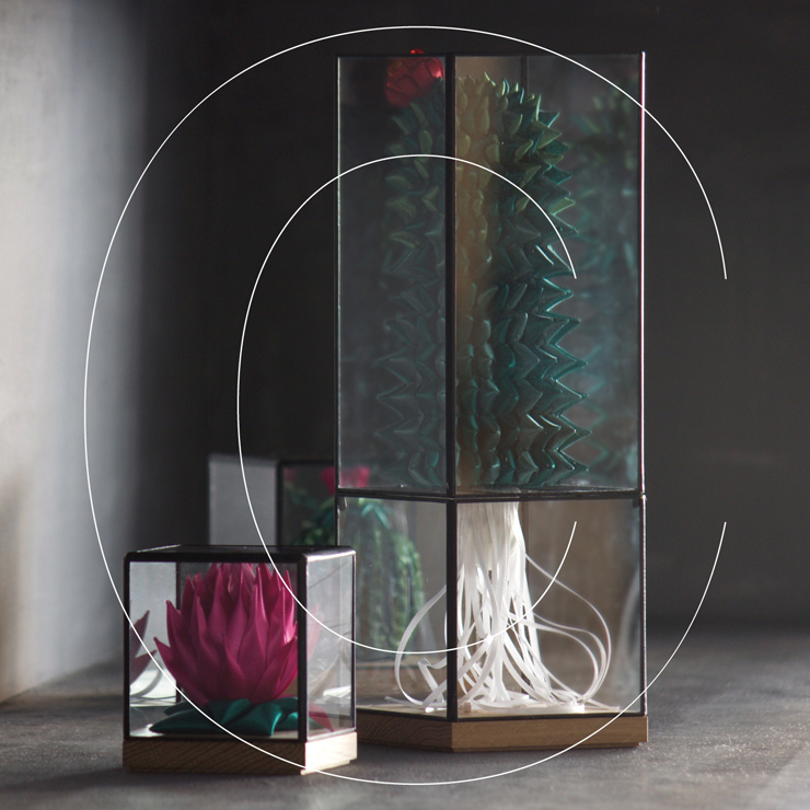 『CASE: 27 The Wunder Plants RIBBONESIA / 10¹² TERRA』2019年10月16日(水) ~11月12日(火) at 銀座 CIBONE CASE