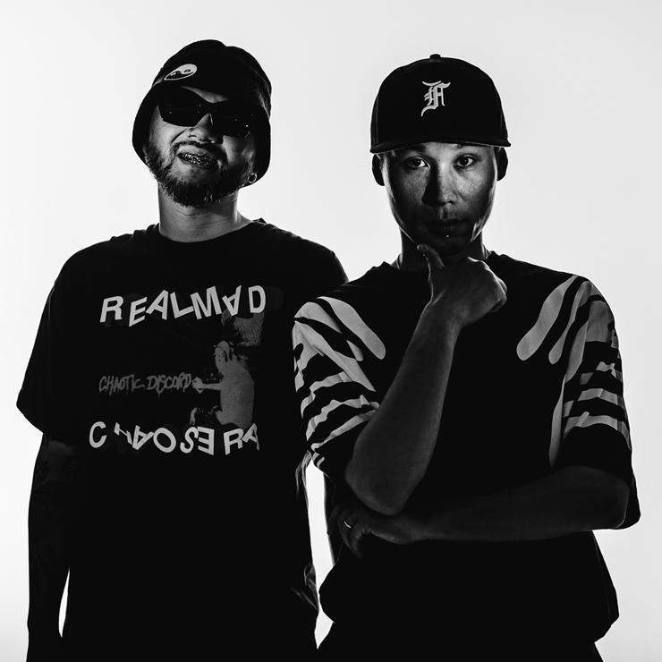 DJ DARUMA(PKCZ(R))&JOMMY