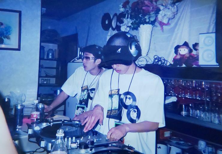 DJ LOOPNINEQUEST (レコードの館) InterviewEST0
