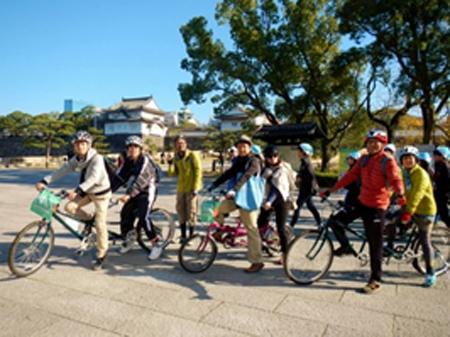 タンデム(二人乗り自転車)