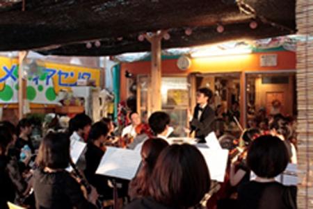 釜ヶ崎芸術大学オーケストラ!音楽とことばの庭