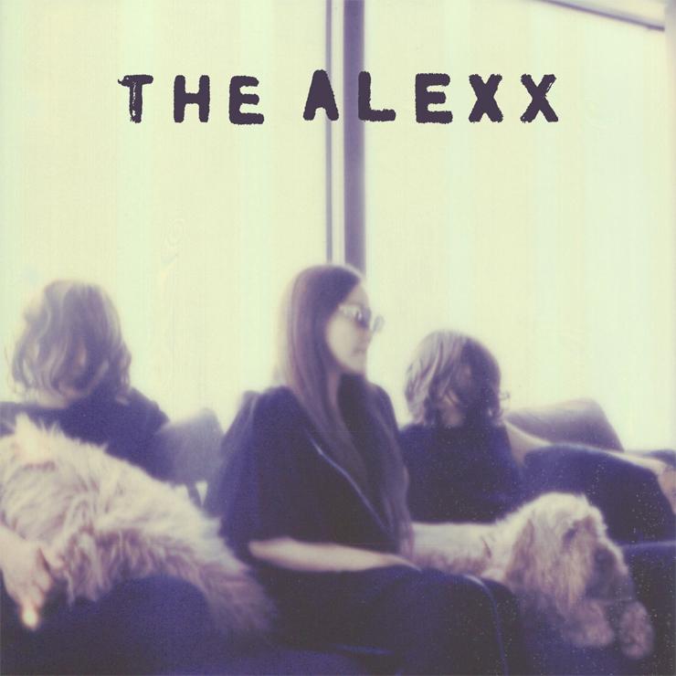 THE ALEXX - 1st Album『VANTABLAC』Release