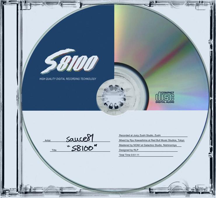 Sauce81 - New Album『S8100』Release