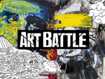『ART BATTLE JAPAN2019日本一決定戦』2019年12月22日(日) at 寺田倉庫G3-6F