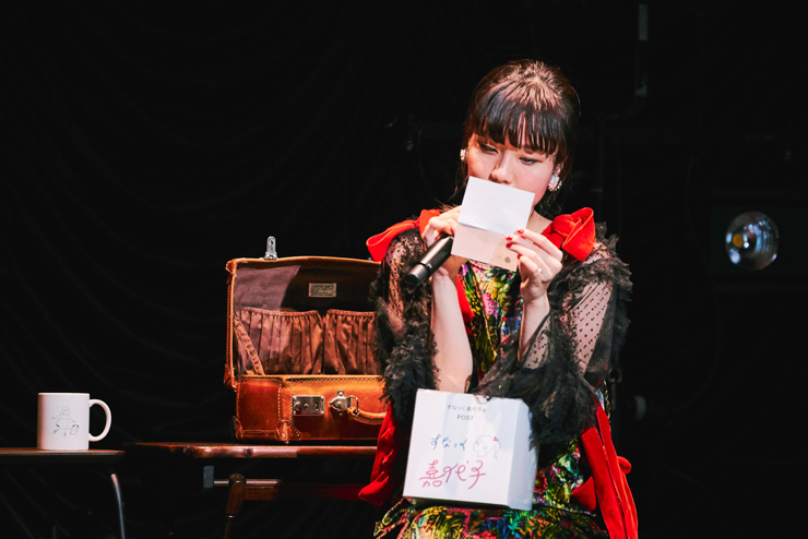 吉澤嘉代子「お茶会ツアー2019」2019.11.06(水) 07(木) at キネマ倶楽部 ~REPORT~