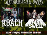 『MOSH PIT GIG』2020年1月31日(金)at 渋谷RUBYROOM