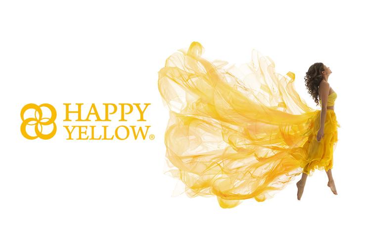 テーマカラー&ドレスコード HAPPY YELLOW(R)︎(光・太陽:輝きをイメージする黄色)