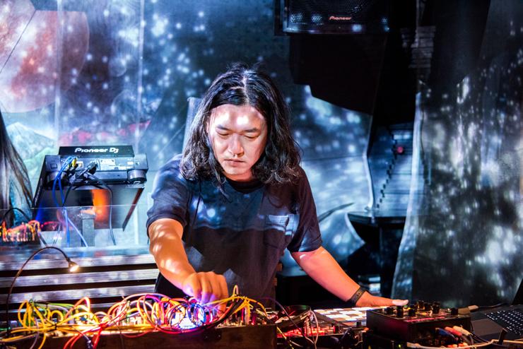 CD HATA × KOYAS × idealsolution『Synthesizer Gnosticism』Release Party @ 代官山Débris