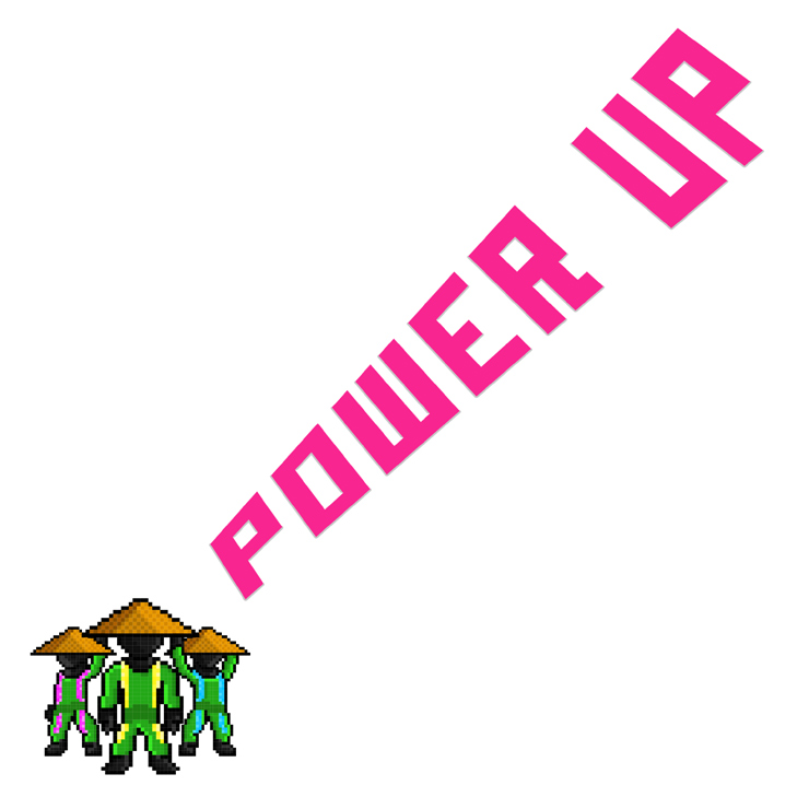 The Strawhatz - New Single『Power UP!』Release