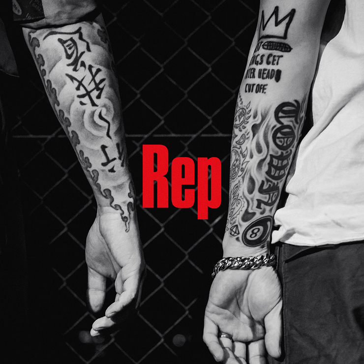 ZORN – New Single『Rep feat. MACCHO』
