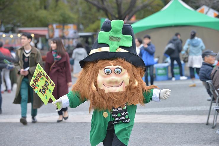 『アイラブアイルランド・フェスティバル 2020』2020年 3月14日(土)15日(日)at 代々木公園B地区イベント広場