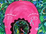 GINZA ART EXHIBITION 岡田杏里 個展「El yo y el Yo」2020年 1月15日(水)~2月4日(⽕) at 銀座 蔦屋書店 GINZA ATRIUM