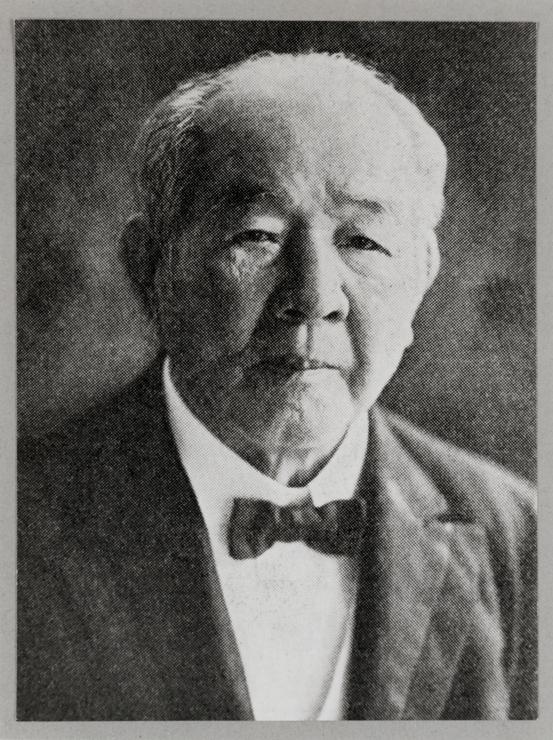 東京ガス創設者「渋沢栄一」