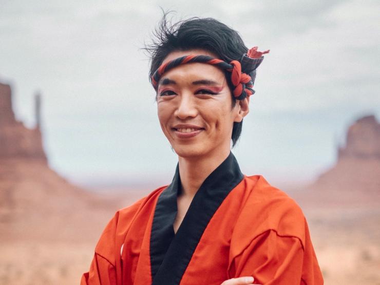 寶船リーダー 米澤 渉(よねざわ・わたる)/ 日本盆踊り協会理事