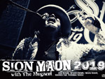 SION – LIVE DVD『SION YAON 2019 with THE MOGAMI』Release