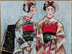『没後30年須田剋太展』2020年2月12日(水)~ 3月15日(日)at 東大阪市民美術センター