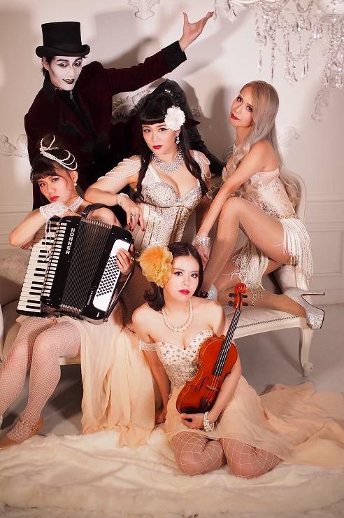 Lady Bunnies Burlesque LIVE