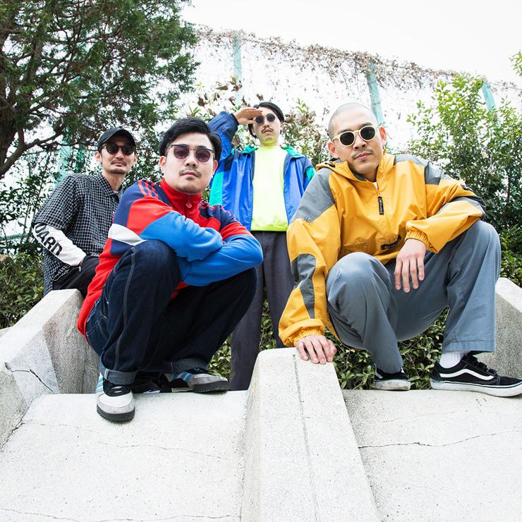 TOKYO HEALTH CLUB - New Album『4』Release