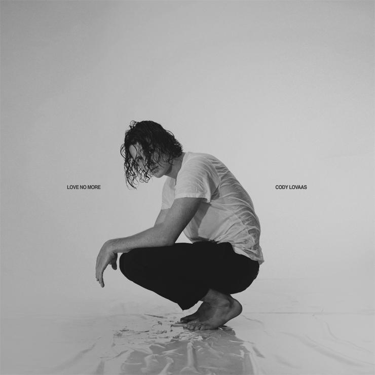 Cody Lovaas - 日本デビューシングル『Love No More』Release