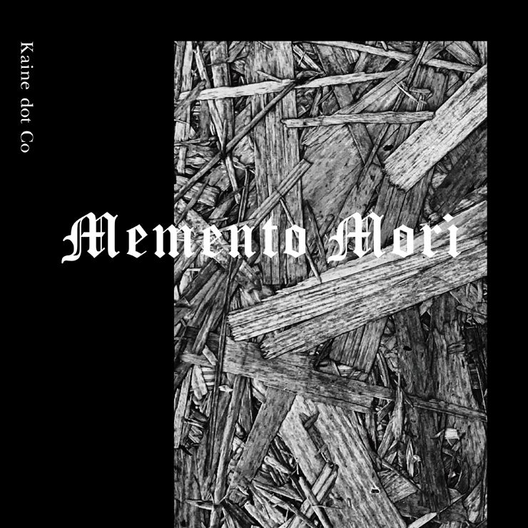 Kaine dot Co - New Single『Memento Mori』Release