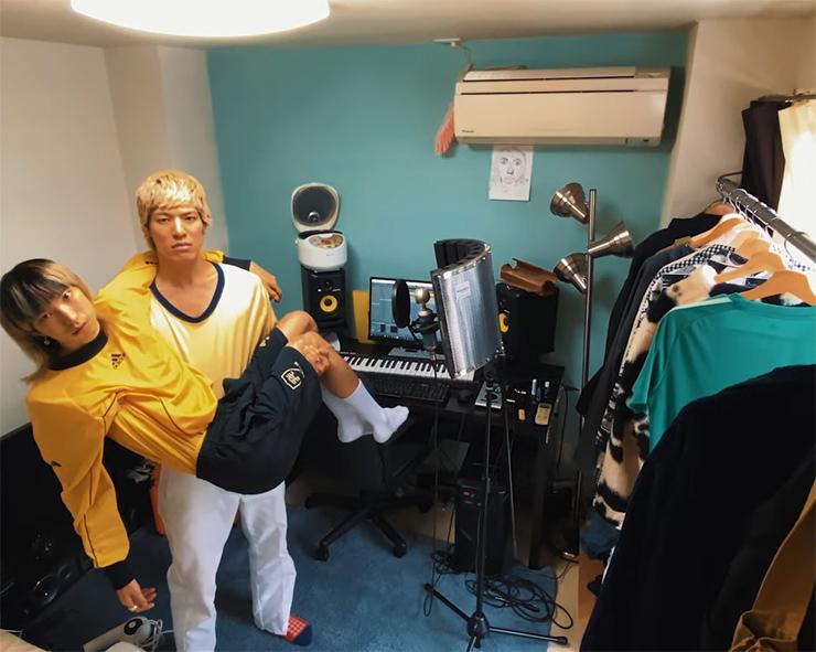 SUSHIBOYS - 新曲『おうち時間』