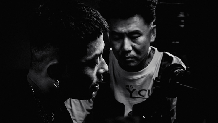 ZORN - New Single『No Pain No Gain feat. ANARCHY』Release & MV公開