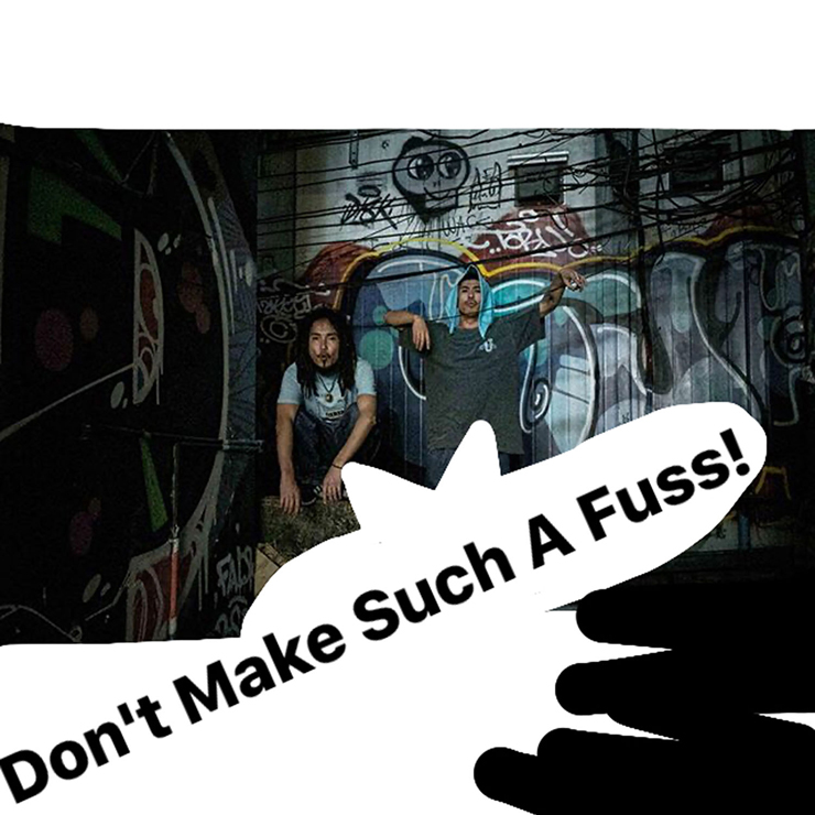 DUSTY HUSKY - New Single『Don't Make Such A Fuss!』Release & MV公開
