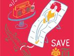 V.A.『SAVE 常夏 -OTOTOY 版-』リリース。売上は全て湘南のDJバー「chillout酒場-常夏-」への寄付へ