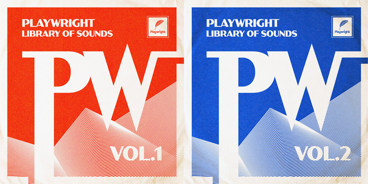 V.A. - コンピレーション『Playwright Library of Sounds -solo works at home- vol.1 / 2』配信リリース