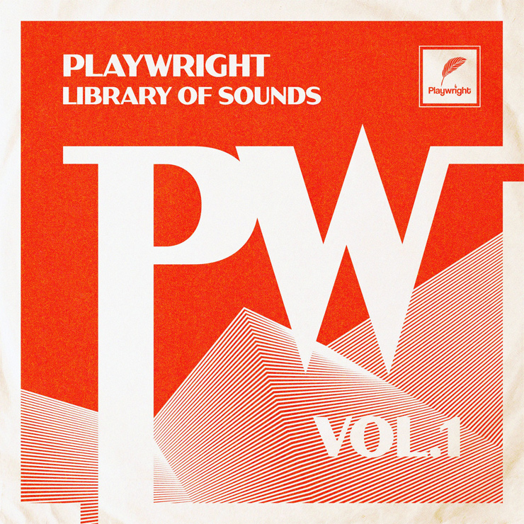 Playwright Library of Sounds -solo works at home- vol.1