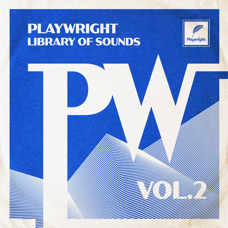 Playwright Library of Sounds -solo works at home- vol.2