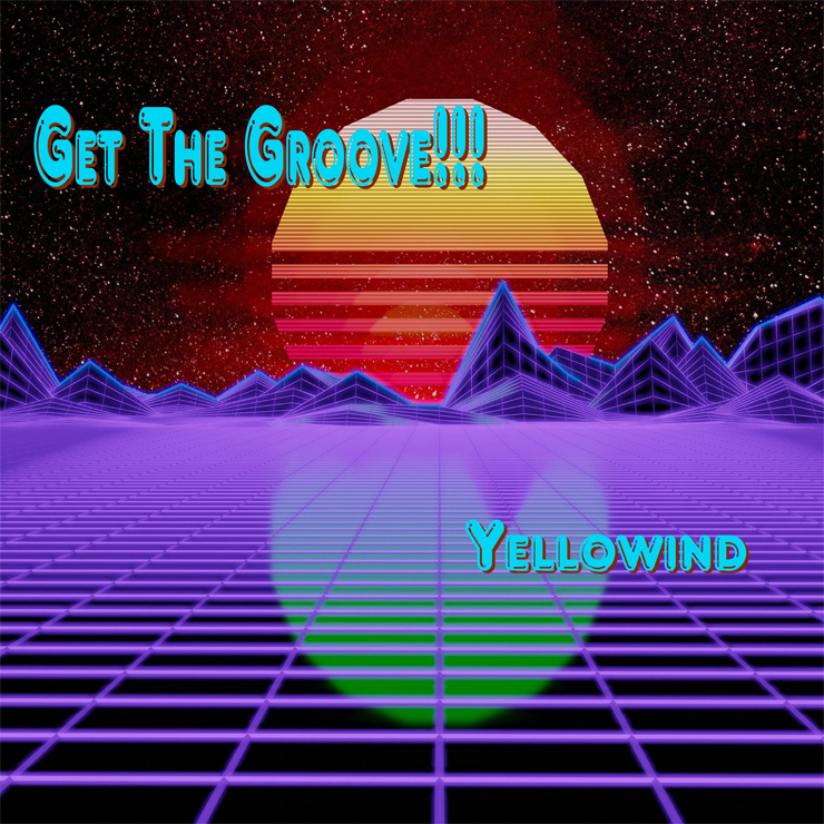 Yellowind - New Single『Get The Groove!!!』Release & MV公開