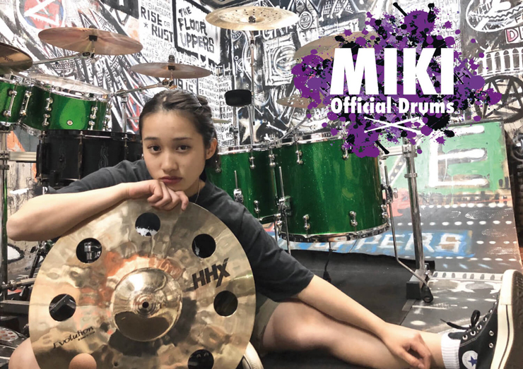 MIKI (ミキ)