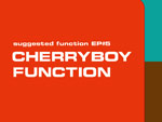 CHERRYBOY FUNCTION - New EP『suggested function EP#5』Release