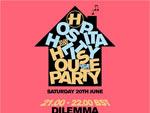 UK最高峰D&BレーベルHOSPITAL RECORDSがオンラインパーティー『HOSPITALITY HOUSE PARTY』を開催。2020年6月21日(日)05:00~08:00(日本時間)
