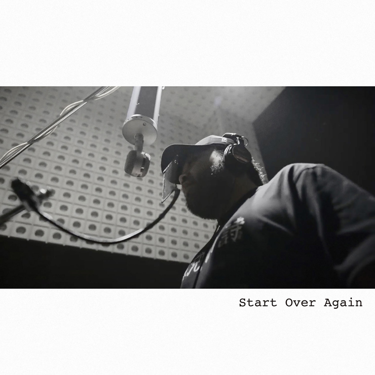 漢 a.k.a. GAMI - New Single『Start Over Again』Release & MV公開