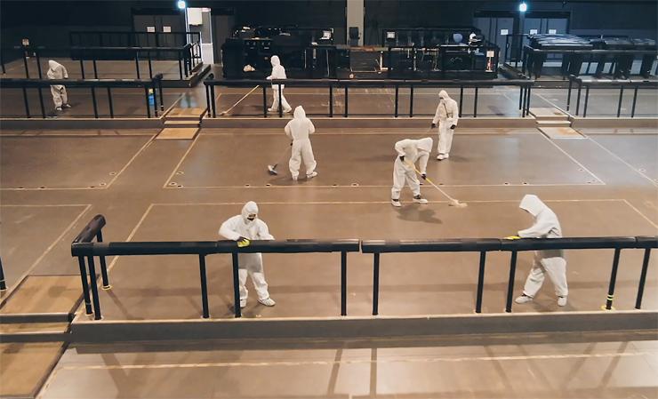 東京クリーン消毒株式会社が、コロナ危機のライブハウスに向けて、無料除菌サービスを開始。