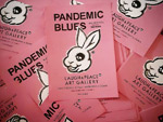 MADBUNNY – EXHIBITION『PANDEMIC BLUES』2020年7月23日(木) ~ 8月2日(日) at 大阪 Laugh & Peace Art Gellery