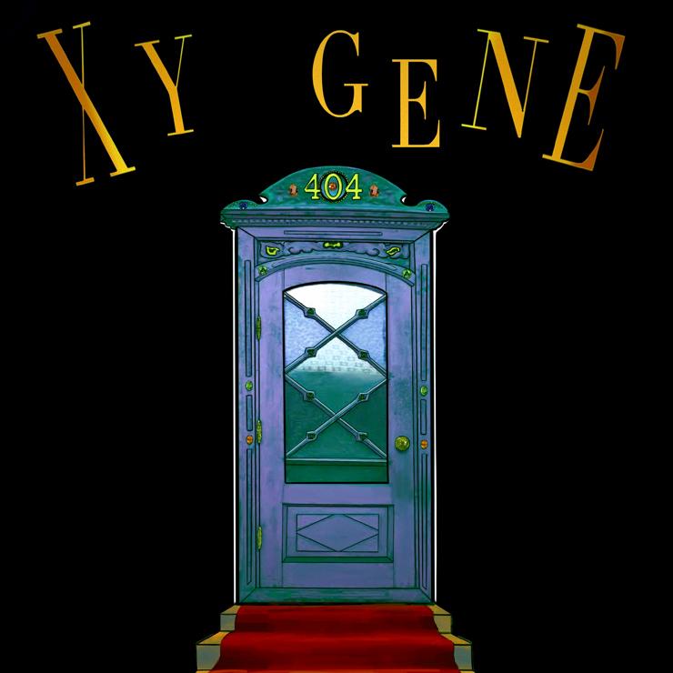 XY GENE New EP『Room404』Release