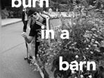 BLUES NOW! – 1st Single『burn in a barn』Release