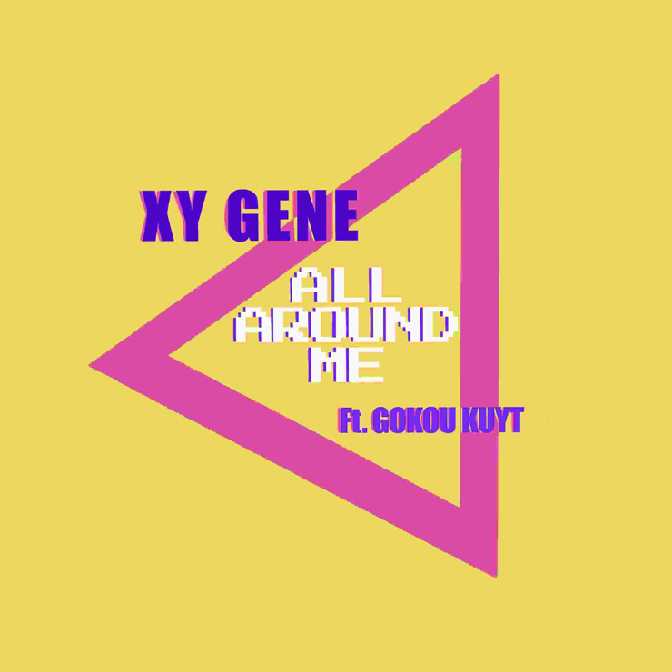 XY GENE - New Single『ALL AROUND ME (Feat. Gokou Kuyt)』配信リリース & リリックビデオ公開