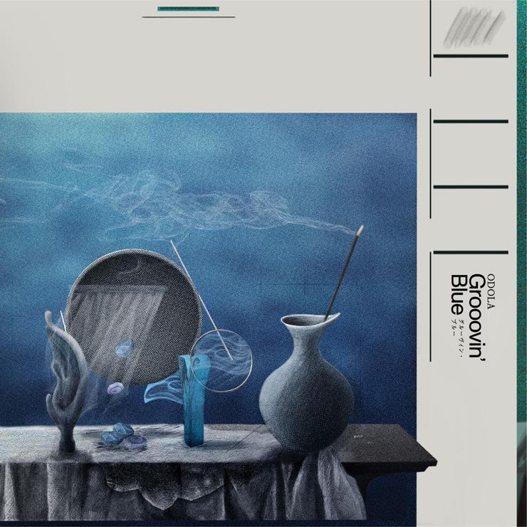ODOLA - 1st Album『Grooovin' Blue』Release