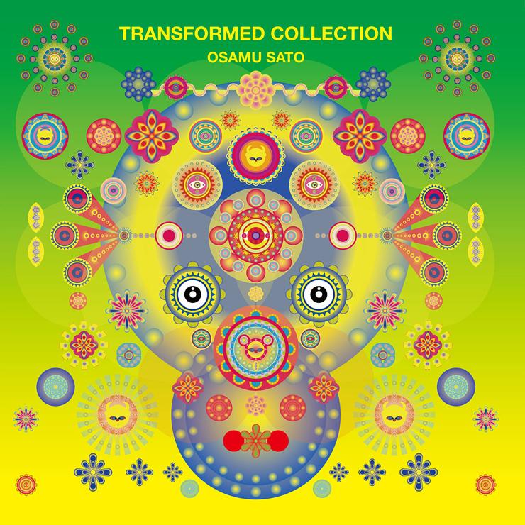 OSAMU SATO - New Album『TRANSFORMED COLLECTION』Release