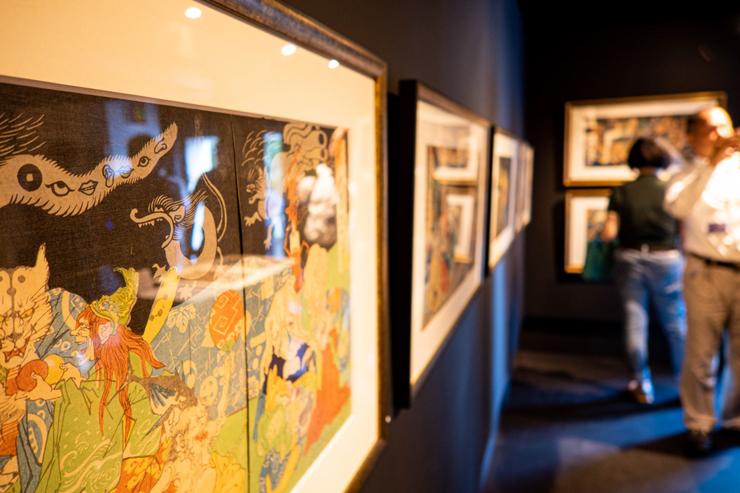 『artKYOTO 2020』2020年11月6日(金) ~11月8日(日) at 京都 元離宮二条城 二の丸御殿台所・御清所 / 東南隅櫓 他