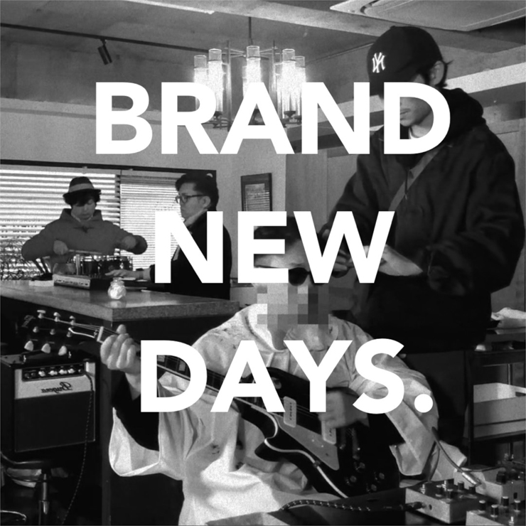 BLUES NOW! - New Single『BRAND NEW DAYS』Release