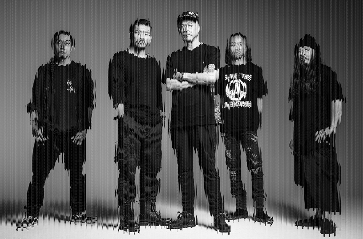 BRAHMAN feat. ILL-BOSSTINO(THA BLUE HERB)- New Single『CLUSTER BLASTER / BACK TO LIFE』Release