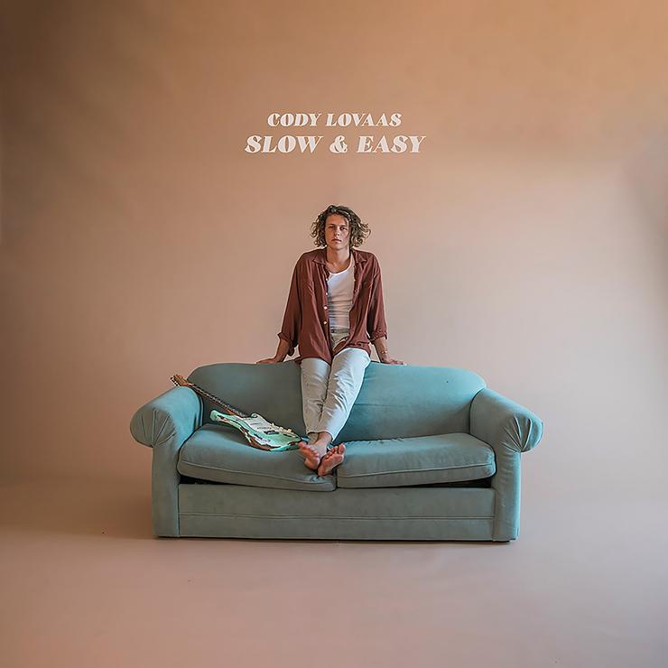 Cody Lovaas - New Single『Slow & Easy』Release