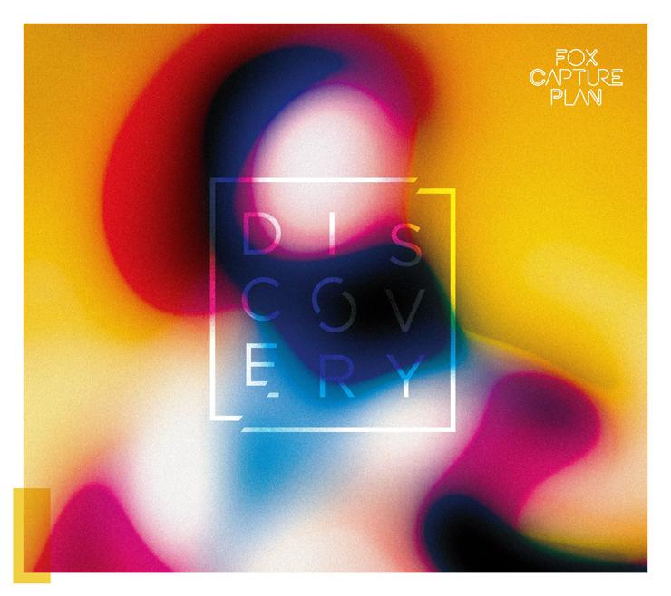 fox capture plan - New Album『DISCOVERY』Release